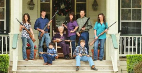 family-with-guns